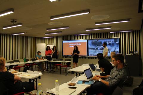 Groupwork presentation