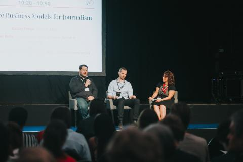 Photo: European Journalism Centre and Google News Lab