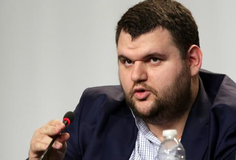 Delyan Peevski (credit: courtesy BTA)